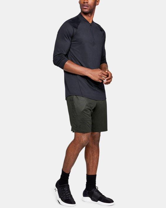 Men's UA MK-1 Camo Shorts, Green, pdpMainDesktop image number 1
