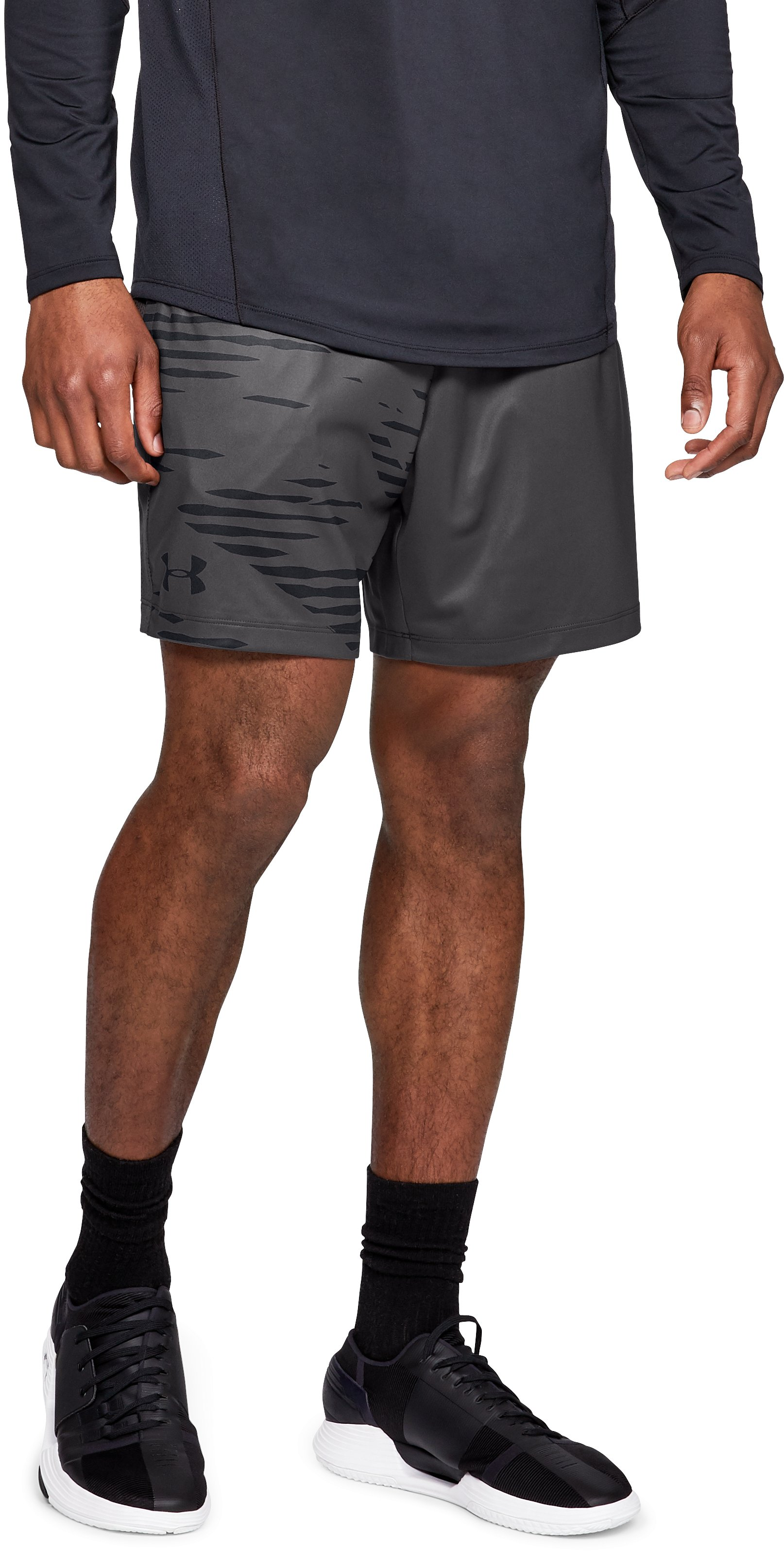 guys camo shorts Men's UA MK-1 Camo Print Shorts Shorts have been pretty comfortable in the gym and while running.