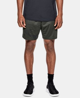 New Arrival Men's UA MK-1 Camo Print Shorts  1  Color Available $35