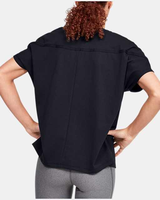 Women's UA Lighter Longer Graphic T-Shirt