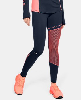 Women's ColdGear® Armour Block Graphic Leggings  1  Color Available $55
