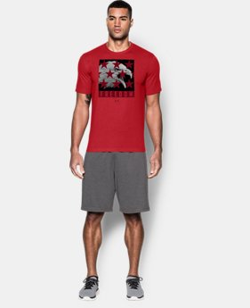 Men's UA Americana Freedom Eagle T-Shirt  1 Color $18.99