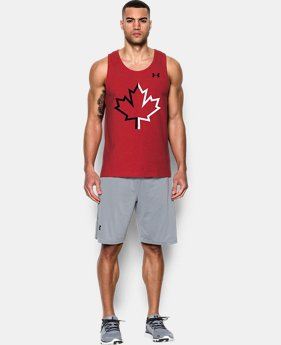 New Arrival  Men's UA Canada Tank   1 Color $29.99