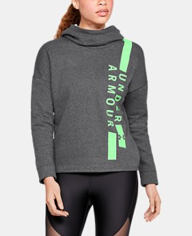Women s UA Rival Fleece Hoodie 4 Colors Available  33.99 to  41.99 0c31fd2beb