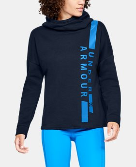 Women's UA Rival Fleece Hoodie 30% OFF ENDS 11/26 1  Color Available $38.5