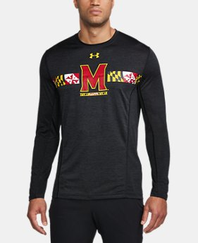 Men's Maryland Long Sleeve Training T-Shirt  1 Color $47.99
