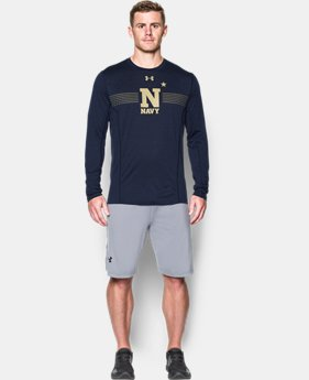 Men's Naval Academy Long Sleeve Training T-Shirt   $47.99