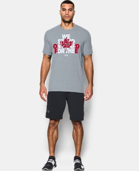 Men's UA Canada On Guard T-Shirt  1  Color Available $29.99