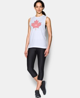 UA Canada Maple Leaf Tank    $26.24
