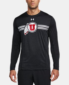 Men's Utah Long Sleeve Training T-Shirt  1 Color $47.99
