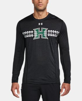 Men's Hawai'i Long Sleeve Training T-Shirt  1 Color $47.99