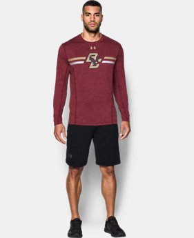 Men's Boston College Long Sleeve Training T-Shirt   $47.99