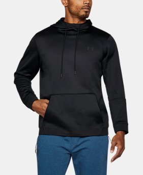 Men's Armour® Fleece Hoodie LIMITED TIME OFFER 1 Color $39.99