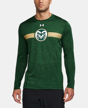 New Arrival Men's CSU Long Sleeve Training T-Shirt  1 Color $47.99