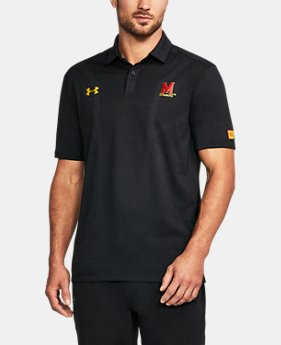 Men's Maryland UA Tour Polo  1 Color $84.99
