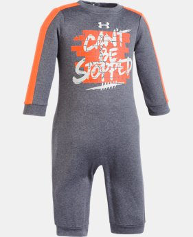 Boys' Infant UA Can't Be Stopped Coverall  1  Color $18.99