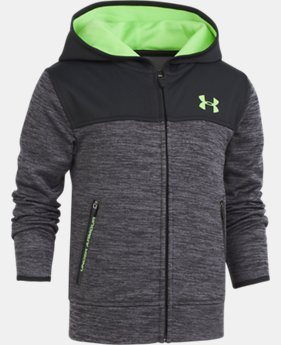 New Arrival Boys' Pre-School UA Altitude Hoodie   1 Color $44.99