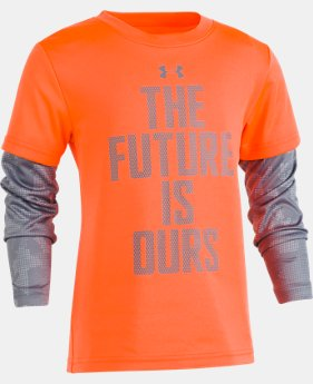 Boys' Toddler UA The Future Is Ours Slider  1  Color Available $22.99