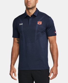 Men's Auburn UA Tour Polo  1 Color $84.99