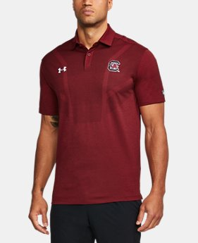 New Arrival Men's South Carolina UA Tour Polo  1 Color $84.99