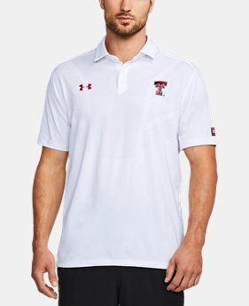 Men's Texas Tech UA Tour Polo  1 Color $84.99
