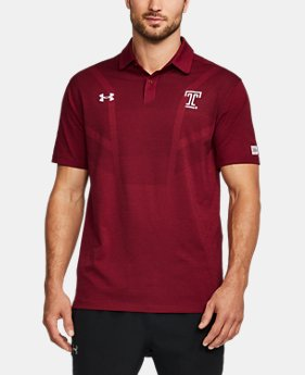 Men's Temple UA Tour Polo  1 Color $84.99
