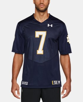 New Arrival Men's Notre Dame Replica Jersey  1 Color $94.99