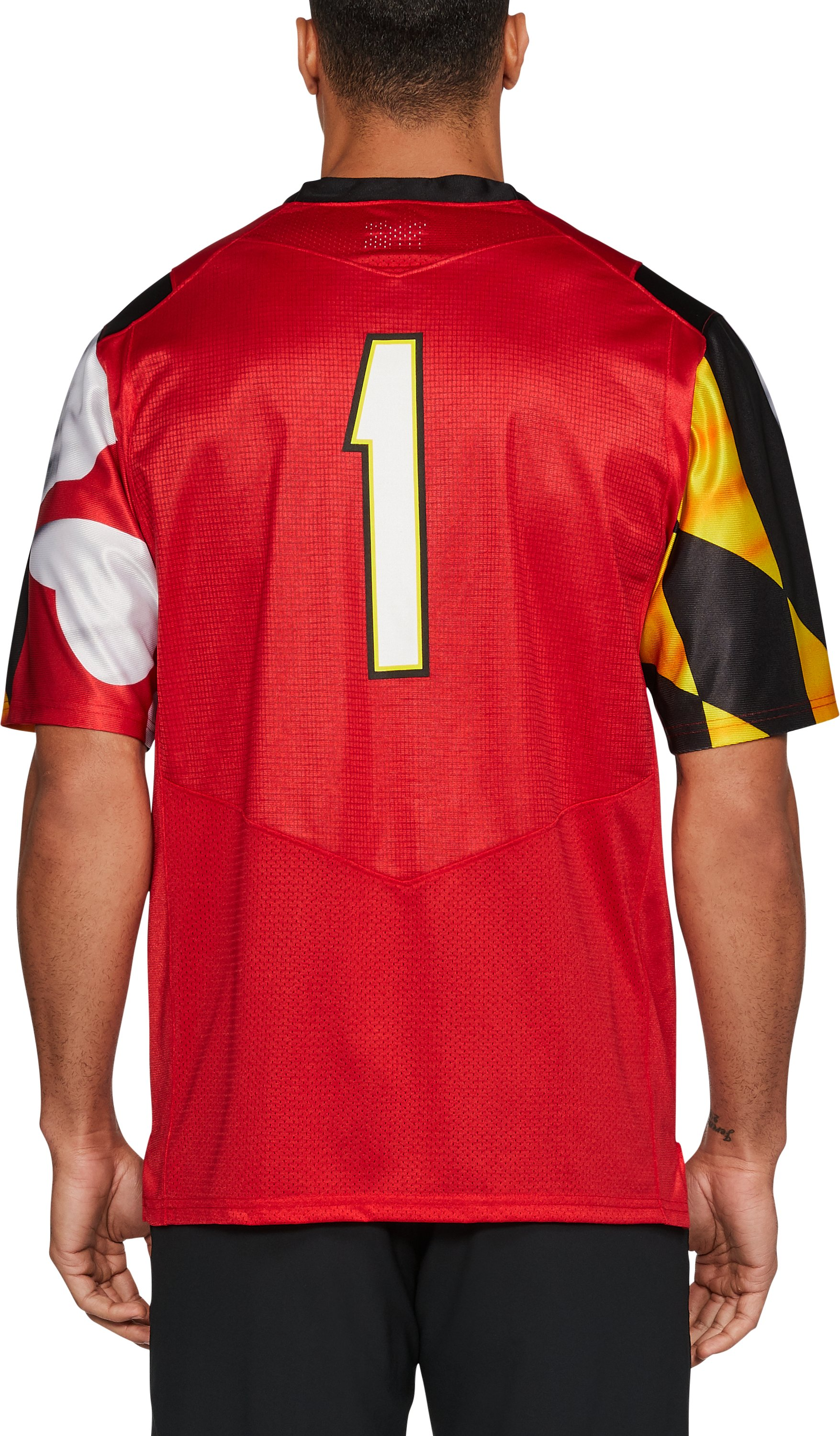 Men's Maryland Replica Jersey, Red,
