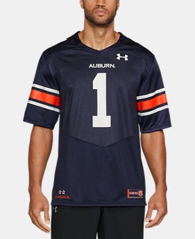 Men's Auburn Replica Jersey  1 Color $94.99