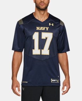 Men's Naval Academy Replica Jersey  1 Color $94.99