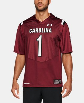 Men's South Carolina Replica Jersey  1 Color $94.99