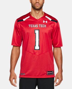 Men's Texas Tech Replica Jersey  1 Color $94.99