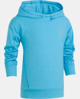 Girls' Pre-School UA Stretch Jersey Pullover   1 Color $29.99