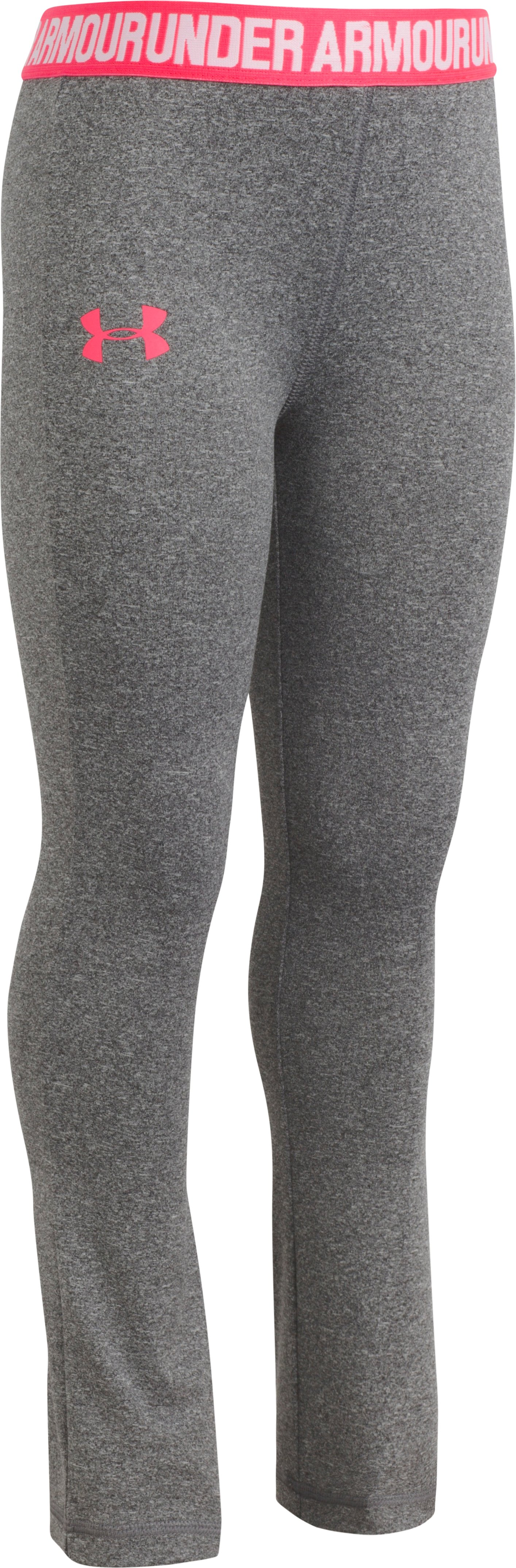 Girls' Pre-School UA Everyday Yoga Pants 1 Color $21.99