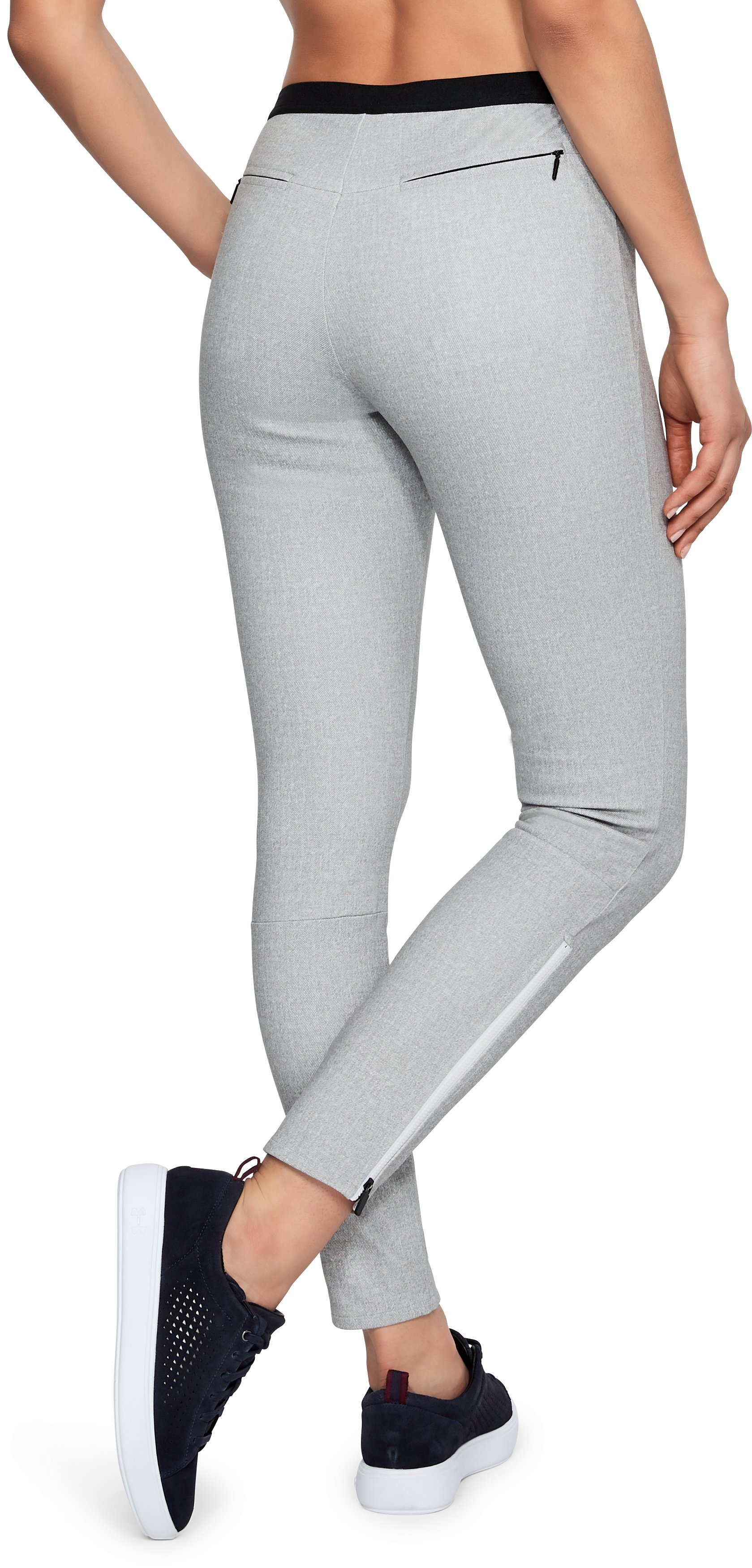Women's UAS Tailored Stretch Pants, UAS LIGHT HEATHER GRAY, undefined
