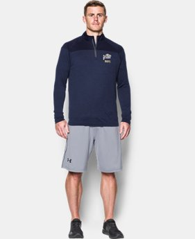 Men's Naval Academy ¼ Zip  1 Color $64.99