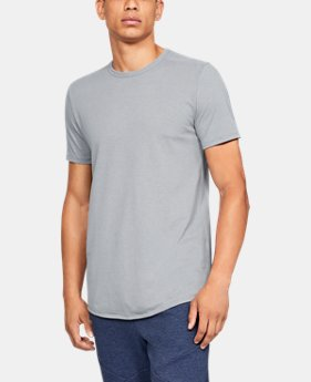 Men's UA Sportstyle Tri-Blend T-Shirt  3  Colors Available $30