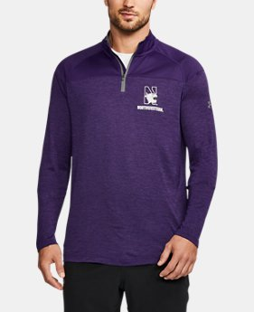 New Arrival Men's Northwestern ¼ Zip   $64.99