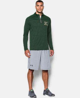 Men's South Florida Printed ¼ Zip  1 Color $64.99