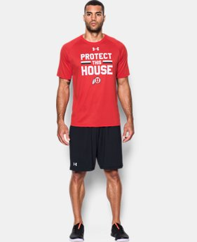 Men's Utah UA Tech™ T-Shirt  1 Color $34.99