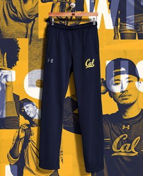 Men's Cal Bears Fleece Pants  1 Color $69.99