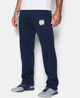 Men's Notre Dame Armour® Fleece Pants  1 Color $69.99