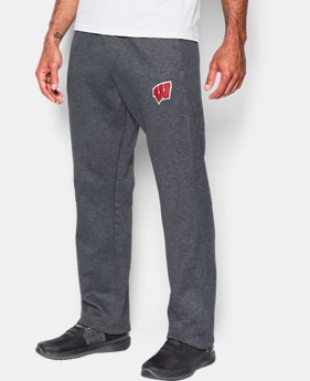 Men's Wisconsin Armour® Fleece Pants  1 Color $69.99