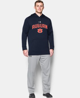 Men's Auburn Armour Fleece® Hoodie  1  Color Available $74.99