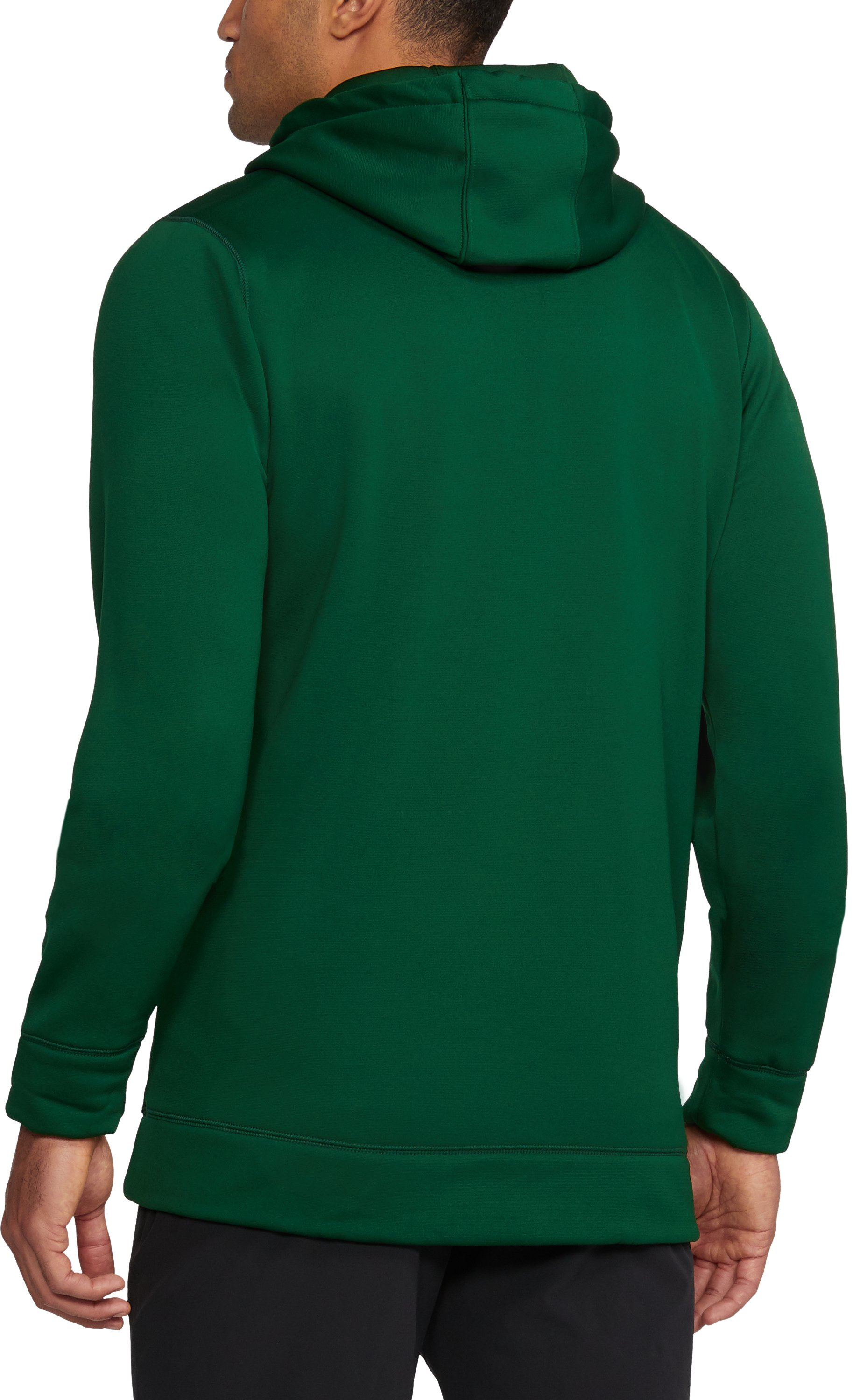 Men's Colorado State Armour Fleece® Hoodie, Forest Green,