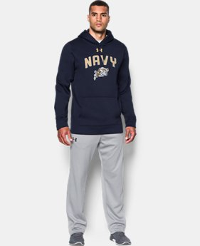 Men's Naval Academy Armour® Fleece Hoodie  1 Color $74.99