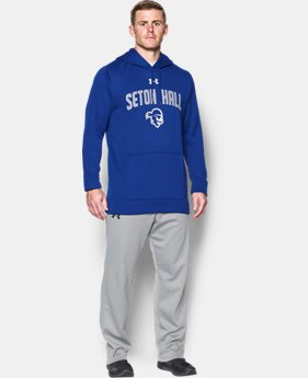 Men's Seton Hall Armour® Fleece Hoodie  1 Color $74.99