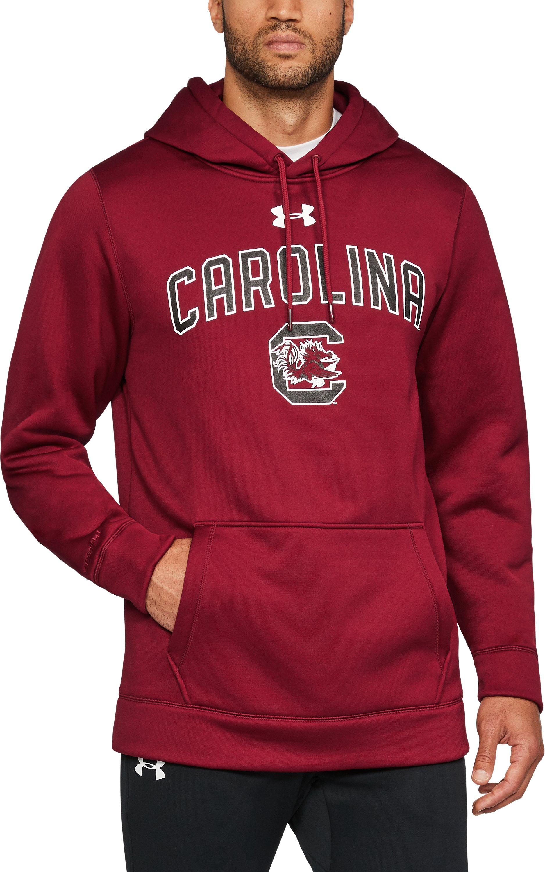 Men's South Carolina Armour Fleece® Hoodie 1 Color $74.99