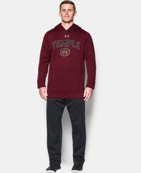 Men's Temple Armour Fleece® Hoodie  1 Color $74.99