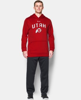 Men's Utah Armour® Fleece Hoodie  1 Color $74.99